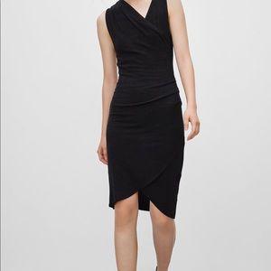 Aritzia Wilfred Irzadora Dress